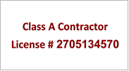Class A Contractor